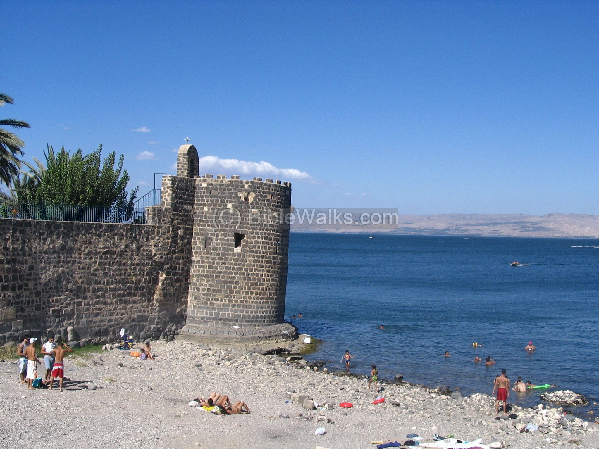 Tiberias, city of the Sea of Galilee