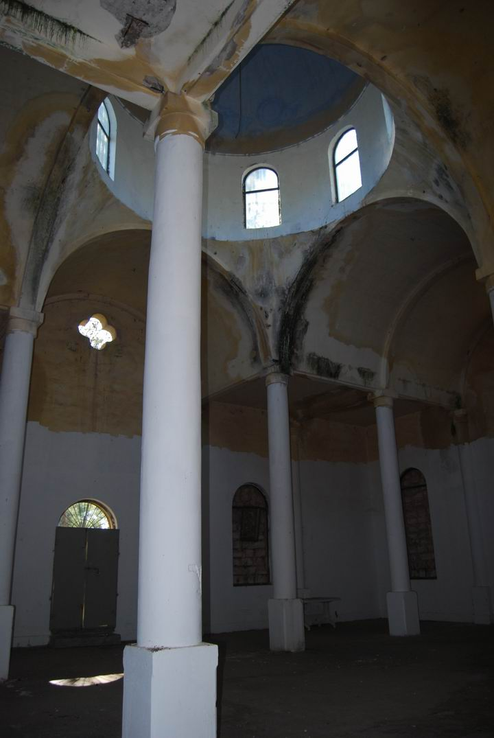 Ma'Alul/Nahalal: north church
