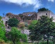 Kings fortress in Mi'ilya
