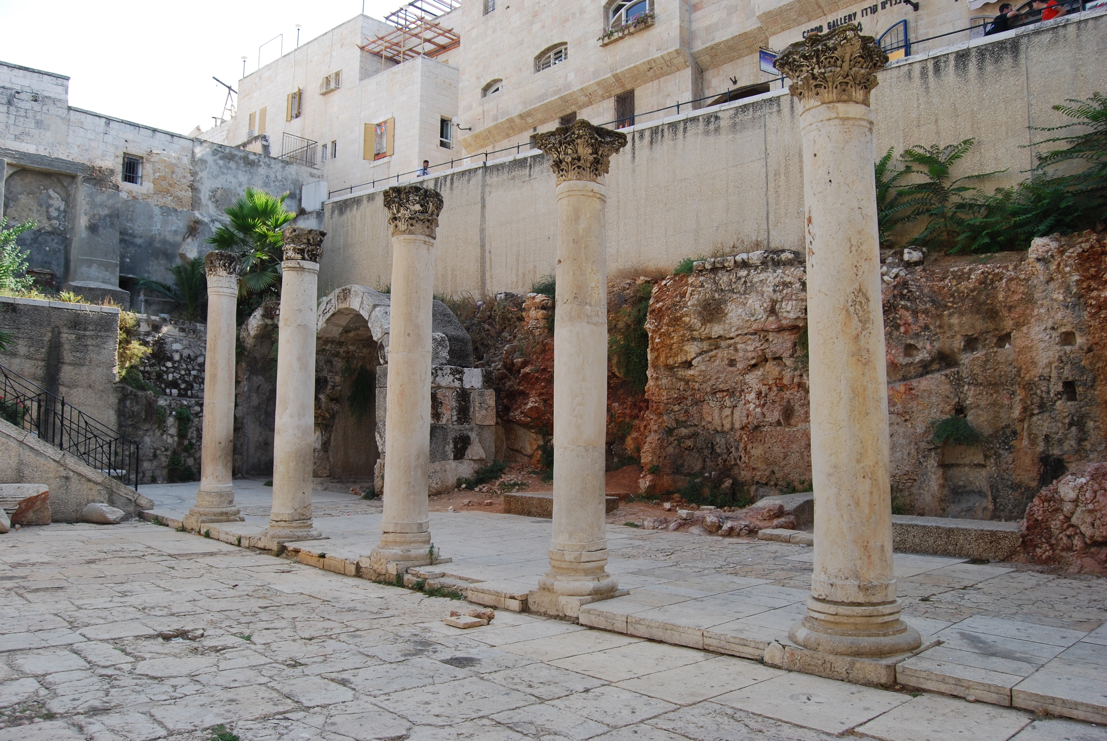tunnel city jewish girl personals Jerusalem (western wall tunnel, city of david, pool of bethesda, southern wall excavations and its jerusalem pilgrim road and many more in the old city of jerusalem and outside the old city) khirbat al-minya.