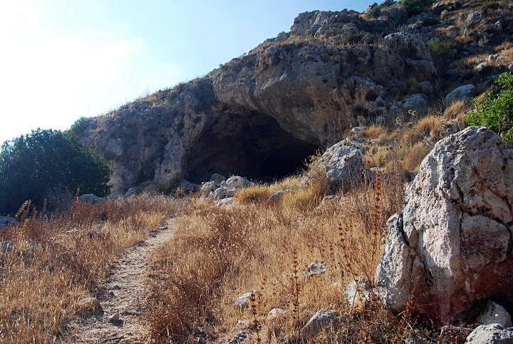 Lower Oren cave