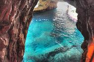 Grottoes in Rosh Hanikra
