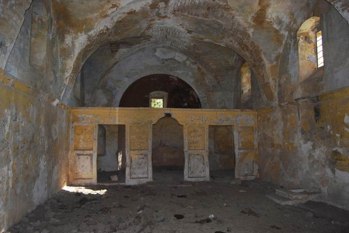 Ma'Alul/Nahalal: south church