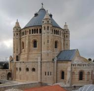 Dormition Abbey, mount Zion