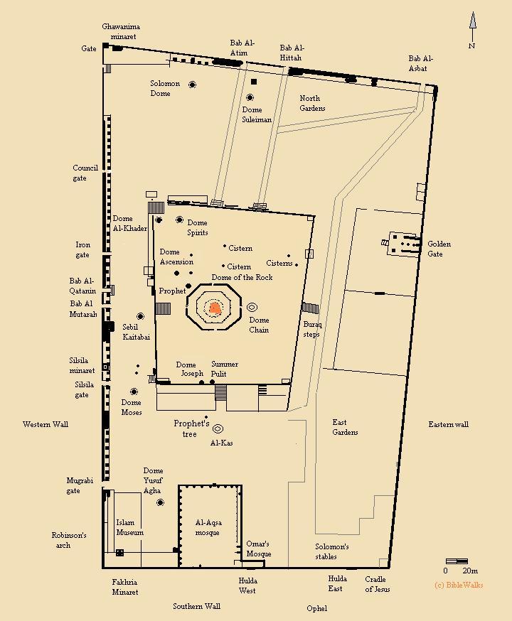 king herod\'s temple diagram temple mount biblewalks com  temple mount biblewalks com
