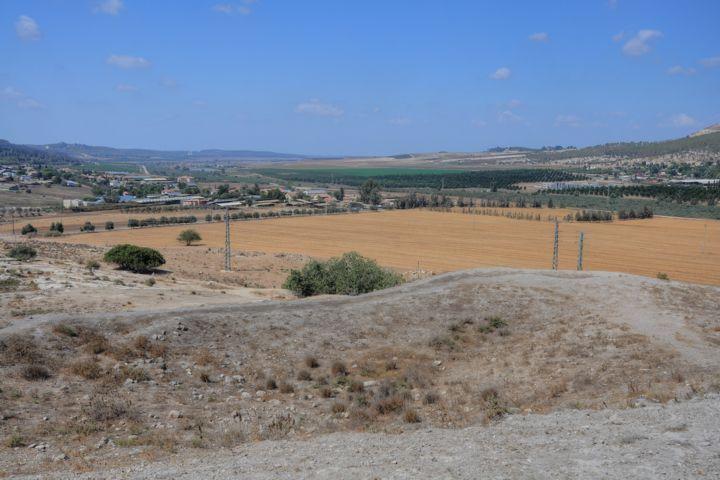 Location Of Beth Shemesh: Tel Beth Shemesh